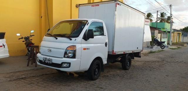 Caminhonete Hyundai hr 2018/2019 (diesel) 130cv