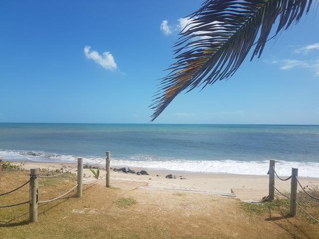 Apto pé na areia cumbuco Frente mar - Foto 3