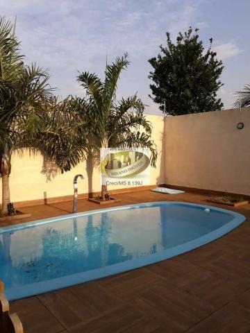 Casa à venda com 2 dormitórios em Ipê, Três lagoas cod:405 - Foto 2