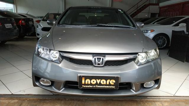 Honda Civic LXL Flex (2011/11) Completo - Foto 2