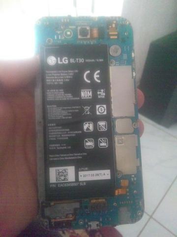 K10 Power display quebrado