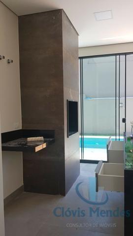 Alphaville 2,nova,302 m2,5 qtos,4 suítes,armários,piscina.vr .1650.000 ,aceita imóvel - Foto 5