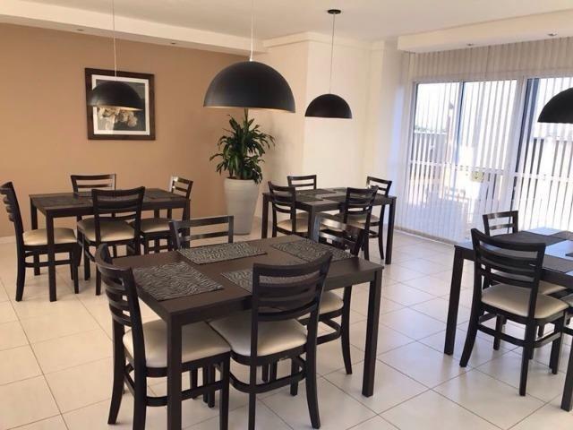 Aluga-se apartamento semi-mobiliado Pinheirinho, ótima localização - Foto 19