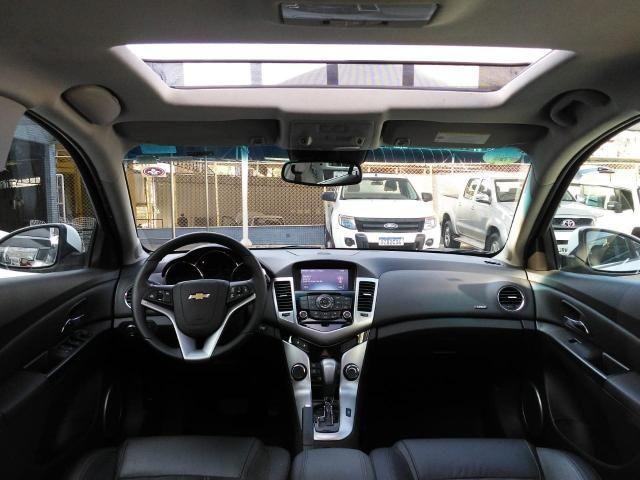 Chevrolet Cruze 2014 1.8 LTZ Sport Hatch Automatico Branco Teto - Foto 5