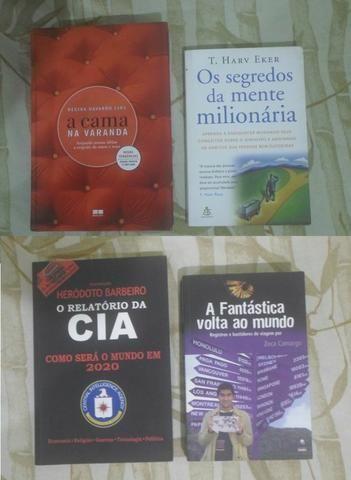 Livros Usados Diversos
