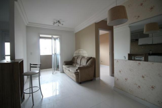 Aluga-se apartamento semi-mobiliado Pinheirinho, ótima localização - Foto 4