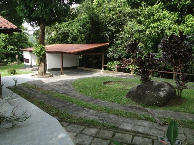 Guapimirim Sítio 97.000m², sede com 4 Quartos, piscina e campo - Foto 10
