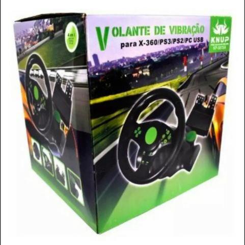 Volante race xbox360 - Foto 2