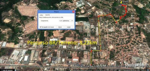 Oportunidade! Terreno no Distrito Industrial - 2480m² - Aceito trocas - Foto 2