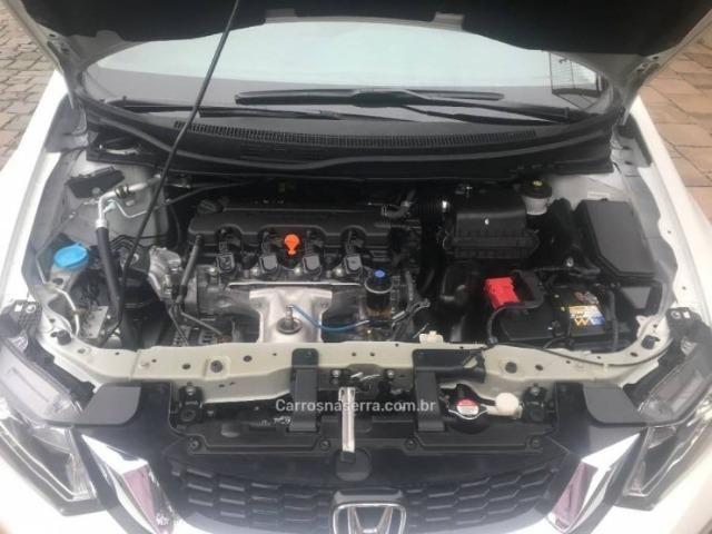 Civic 2.0 lxr 16v - automático 50 mil kms - Foto 14