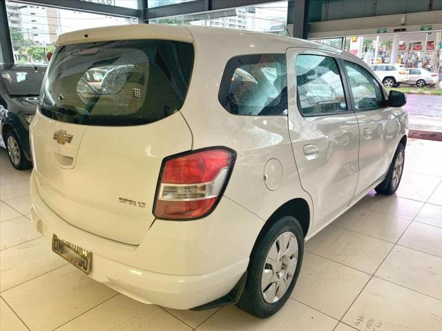 CHEVROLET SPIN 1.8 LT 8V FLEX 4P MANUAL - Foto 13