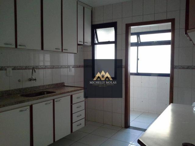 Apartamento com 3 dormitórios à venda, 90 m² por r$ 415.000 - jardim del rey - são josé do - Foto 5