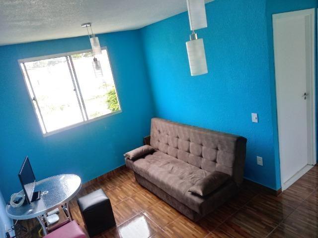 Alugo quarto em apartamento de 2 dormitórios mobiliado - Foto 12