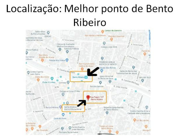 Dois terrenos + Escritório Melhor ponto de Bento Ribeiro - Foto 17