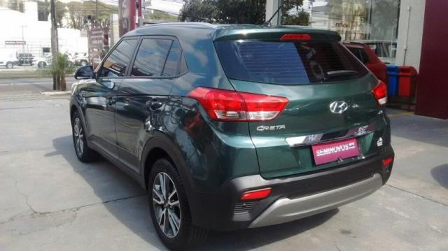 HYUNDAI IMP CRETA PULSE 2.0 16V AT6 FLEX Verde 2017/2017 - Foto 3