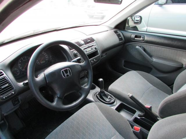 HONDA CIVIC 2005/2005 1.7 LX 16V GASOLINA 4P MANUAL - Foto 4