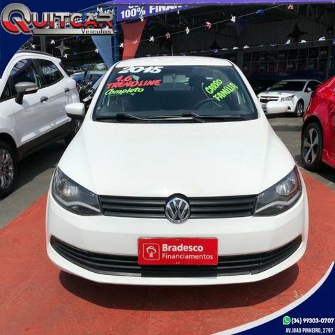 Volkswagen Voyage I Motion Trendline 1.6 T.Flex 8v - Foto 5