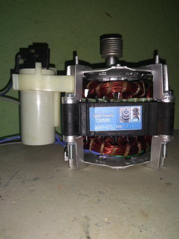 Motor de máquinas de lavar roupas - Foto 3