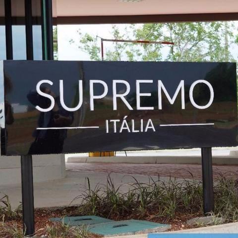 Terreno com 720 m² no Condomínio Supremo Itália