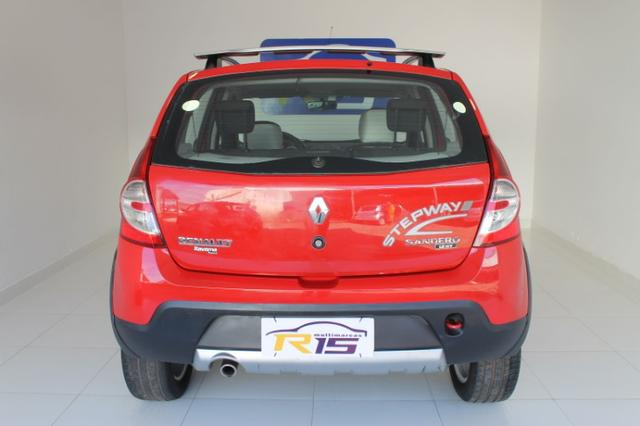 Renault Sandero Stepway 1.6 16V (Flex) 2011 - Foto 15