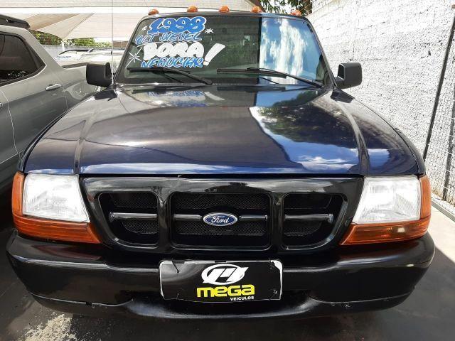 Ranger XLT 2.5 4x2 CS Diesel - Foto 2