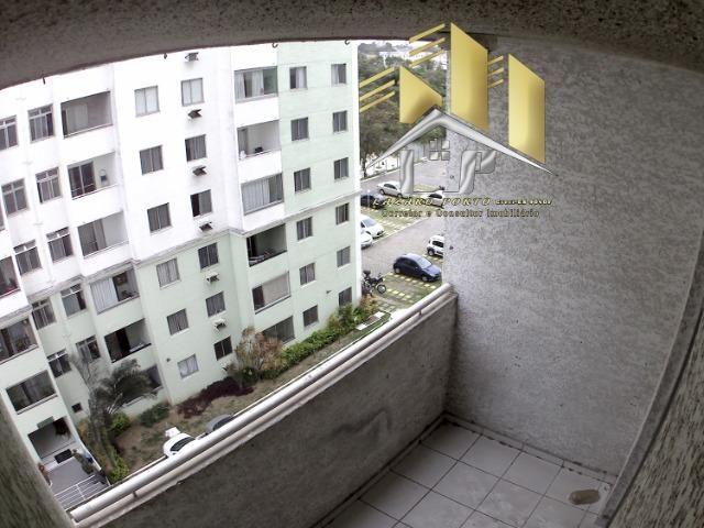 Laz- Alugo apartamento 3 quartos com uma suite no condomínio Viver Serra
