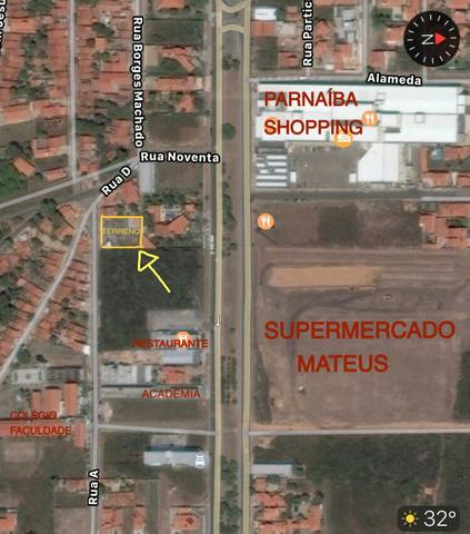 Vendo Um Excelente Terreno no Litoral do Piauí;