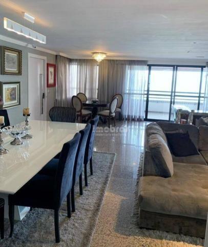 Apartamento na Beira Mar 260m² em Fortaleza - Venda - Foto 3