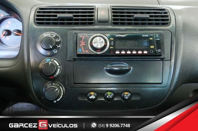 Honda Civic EX 1.7 Automático Completíssimo Legalizado Baixo - Foto 14