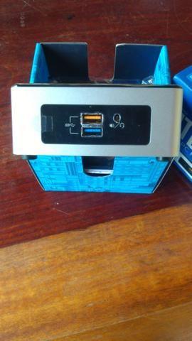 Microcomputador INTEL NUC ( Novo na Cx)