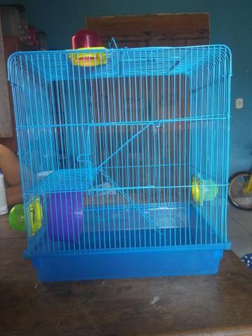 Gaiolas para hamster usadas