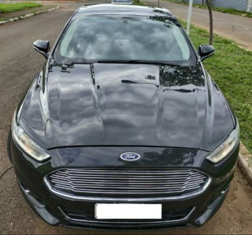 Ford Fusion 2013 2.0 Titanium Ecoboost FWD 16V Gasolina 4P Automático