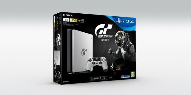Playstation 4 Slim Gran Turismo Sport Limited Edition 1Tb