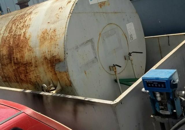 Vendo Tanque de Abastecimento Combustível