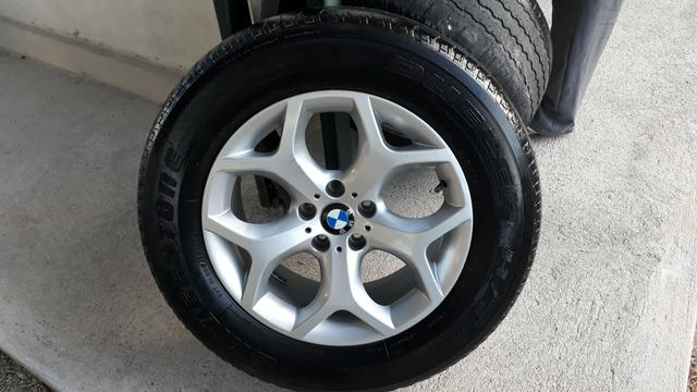 Jogos de rodas da BMW x5 original