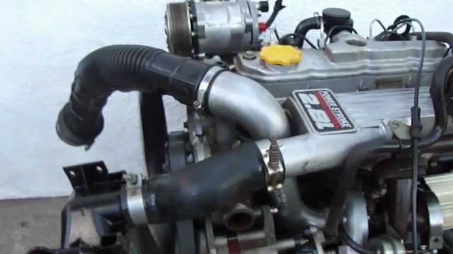 Motor Power Stroke 2.8 Turbo Intercooler, Ranger, F1000 Troller