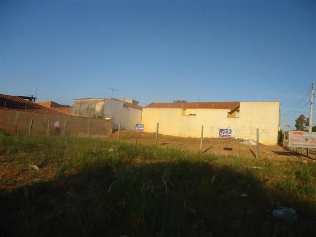 Loteamento/condomínio para alugar em Jardim luiza, Franca cod:I06110 - Foto 5