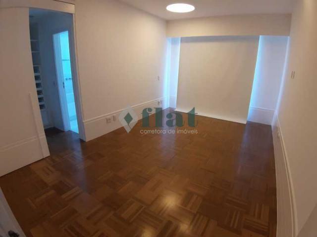 Apartamento à venda com 5 dormitórios em Barra da tijuca, Rio de janeiro cod:FLAP50003 - Foto 16
