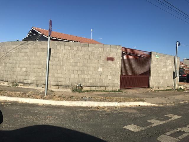 Financiamento sem burocracia casa de esquina entrada de 15 mil