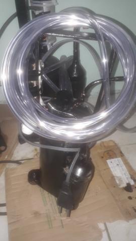 Compressor completo de ar direto 12 mil BTUs pronta entrega - Foto 2