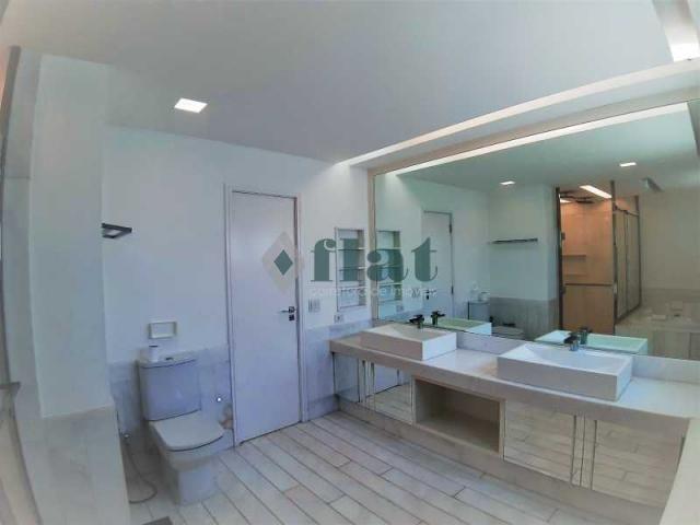 Apartamento à venda com 5 dormitórios em Barra da tijuca, Rio de janeiro cod:FLAP50003 - Foto 11