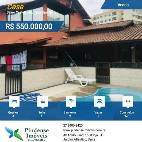 Casa em Jacaraípe, 4 quartos