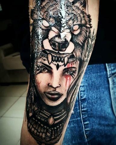 Tatuagem E Piercing Serviços Jardim Tv Morena Campo