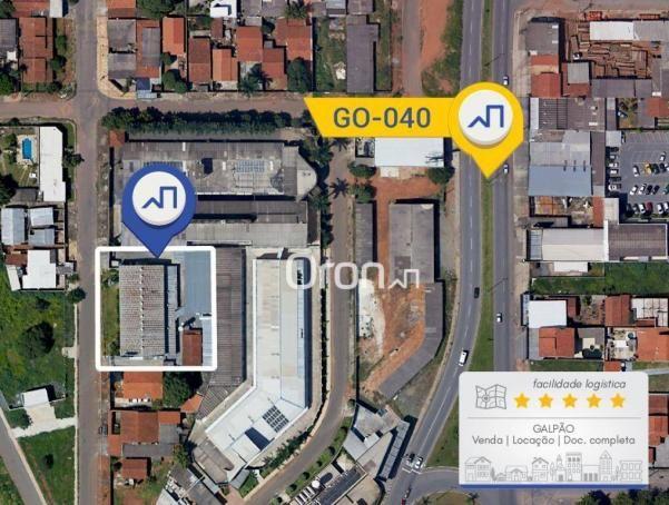 Galpão à venda, 1400 m² por R$ 2.000.000,00 - Jardim Helvécia - Aparecida de Goiânia/GO - Foto 13