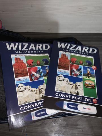 Caneta wizpen+kit wizard - Foto 2
