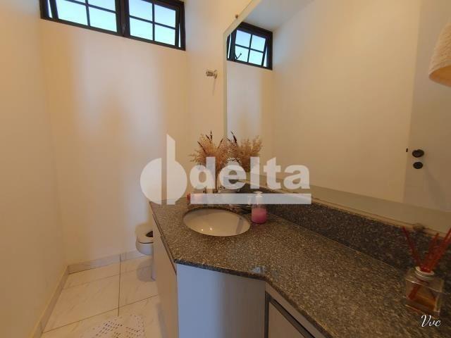 Casa à venda com 3 dormitórios em Jardim karaíba, Uberlândia cod:33979 - Foto 15
