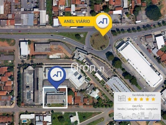 Galpão à venda, 1400 m² por R$ 2.000.000,00 - Jardim Helvécia - Aparecida de Goiânia/GO - Foto 12
