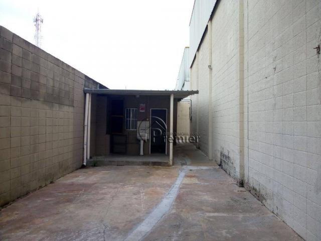 Galpão para alugar, 700 m² por R$ 7.500/mês - Recreio Campestre Jóia - Indaiatuba/SP - Foto 16
