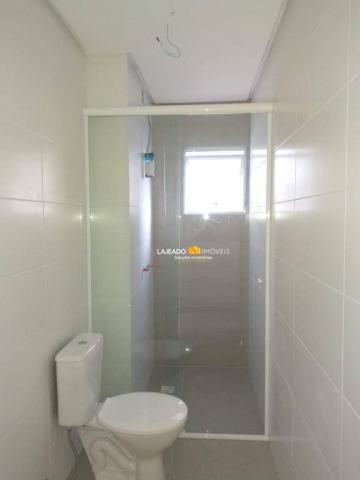 Apartamento com 2 dormitórios para alugar, 62 m² por R$ 805/mês - São Cristóvão - Lajeado/ - Foto 9