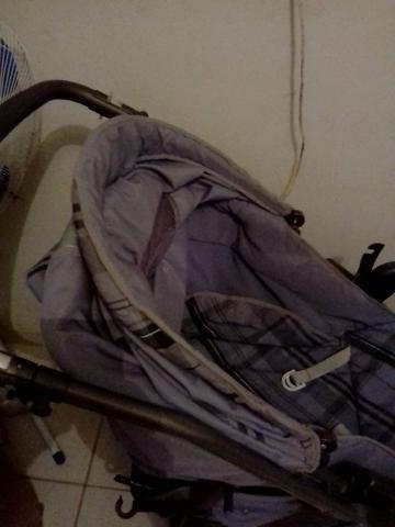Carrinho e bebe conforto - Foto 4